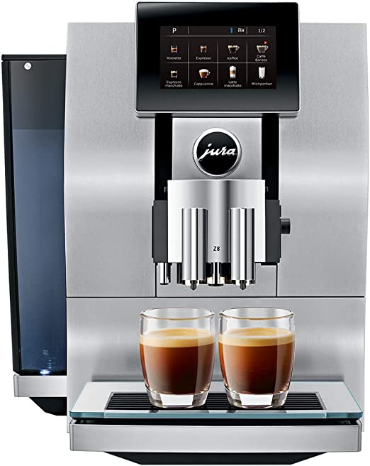 Amazon.com: Jura Z8 - Juego de cafetera automática con ...