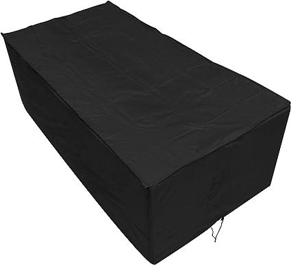 B/âche pour table de jardin petit garantie 5 ans rectangulaire///étanche sable Oxbridge