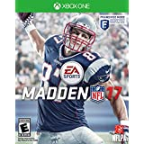 Madden NFL 17 - Standard Edition - Xbox One [video game]