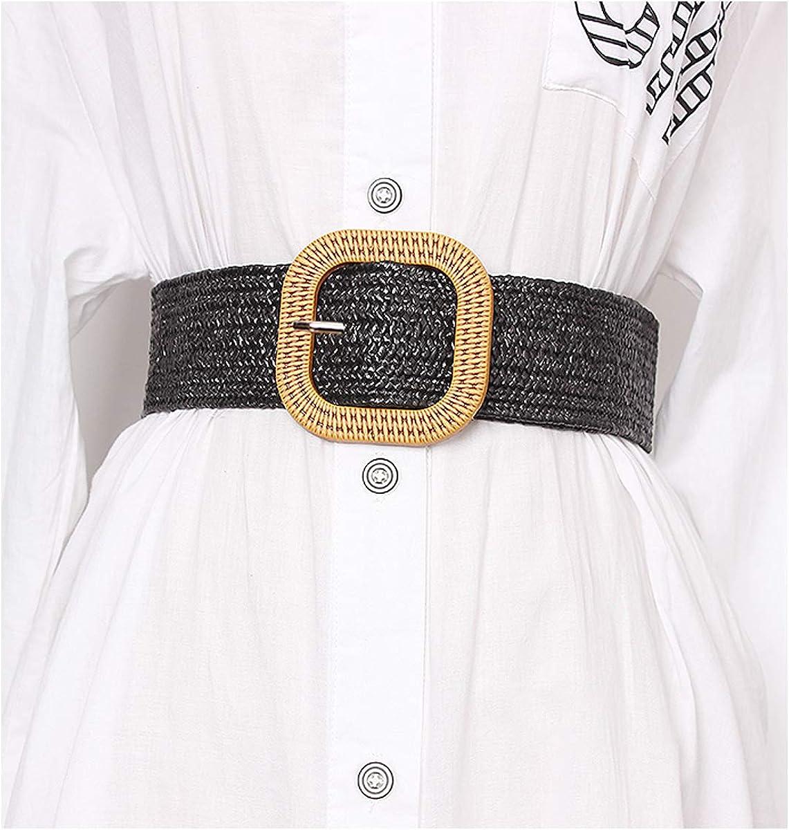 Women Skinny Dress Belt...