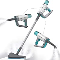 Deals on PurSteam Steam Mop Cleaner 12 in 1 for Hardwood/Tiles/Vinyl