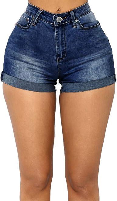 Denim Shorts for Women High Waisted Denim Shorts Womens Shorts Shorts for Women Denim Shorts Blue Shorts High Waisted Shorts Denim