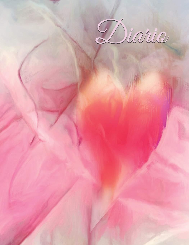 Diario: diario de las niñas mujeres libro de inscripción ...