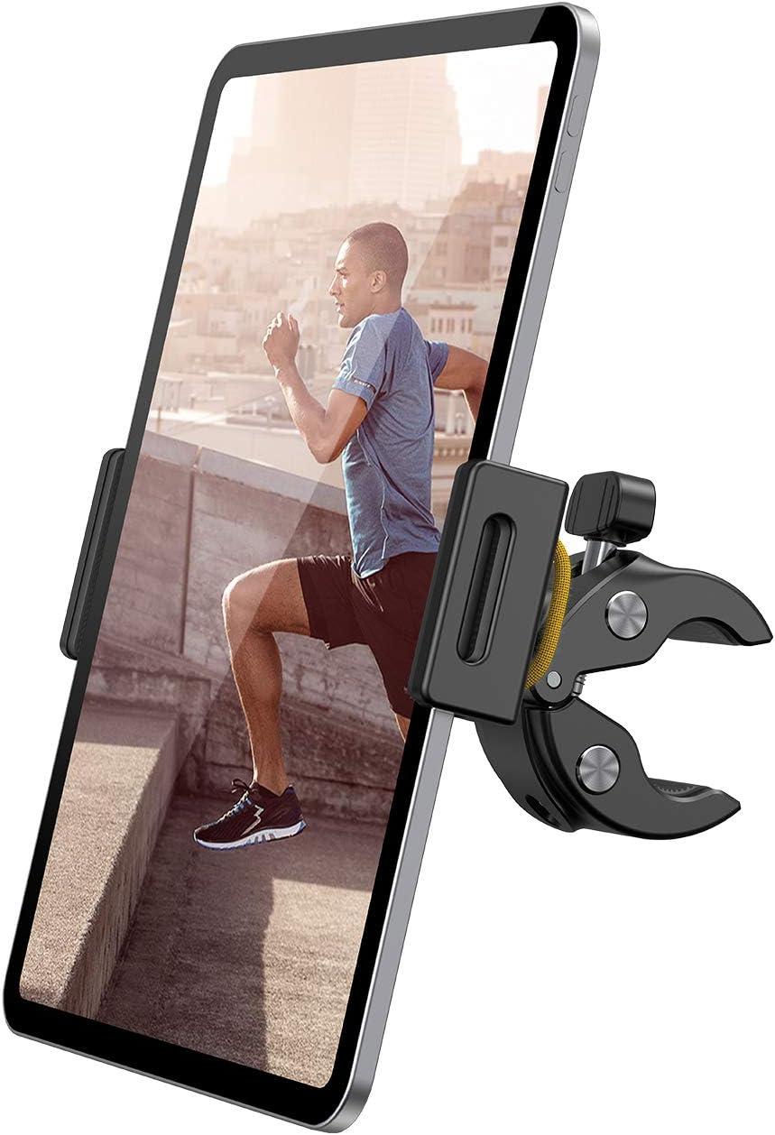 Lamicall Soporte Tablet para Cinta de Correr Bicicleta - Universal Soporte Ajustable para 4.7