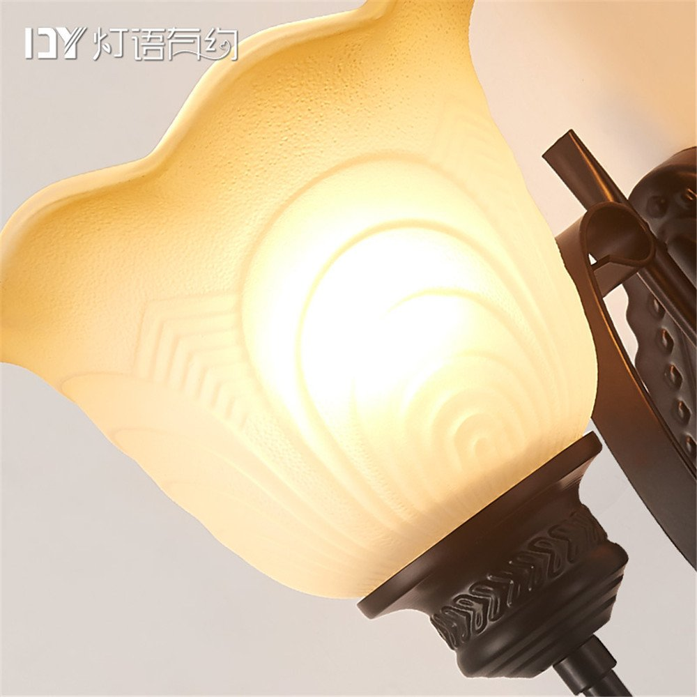 DengWu Wall Sconce American minimalist wall lights bedroom bed lamps ...