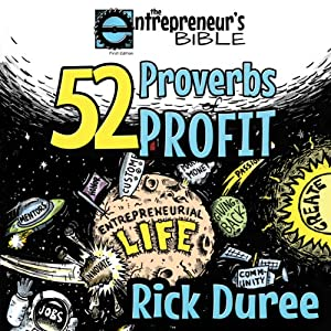 The Entrepreneur's Bible: 52 Proverbs of Profit Audiobook
