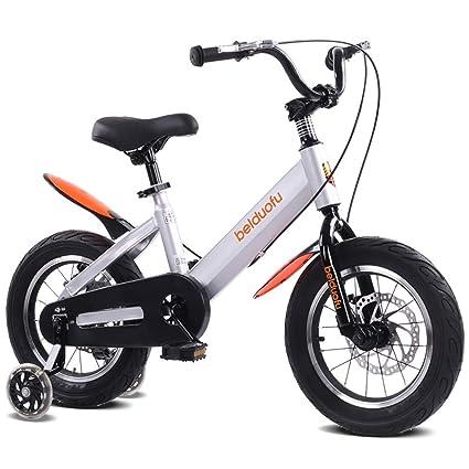 MC-FJ Unisexo Bicicleta para niños, Muchachos Chicas Bici de los niños, 4 Colores, 12