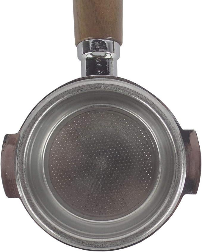 CREM  EXPOBAR Bottomless Naked Portafilter Espresso Handle Triple 21g Basket