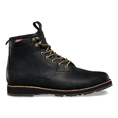 819b35fda2 Amazon.com | Vans Fairbanks Boot MTE Black/Black Men's Boots Size ...