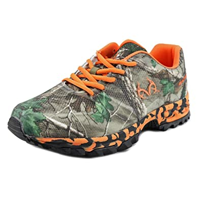 Gaily Mens Camouflage Green Outdoor Trekking Shoes Hiking Boots  GGFPD5KN6
