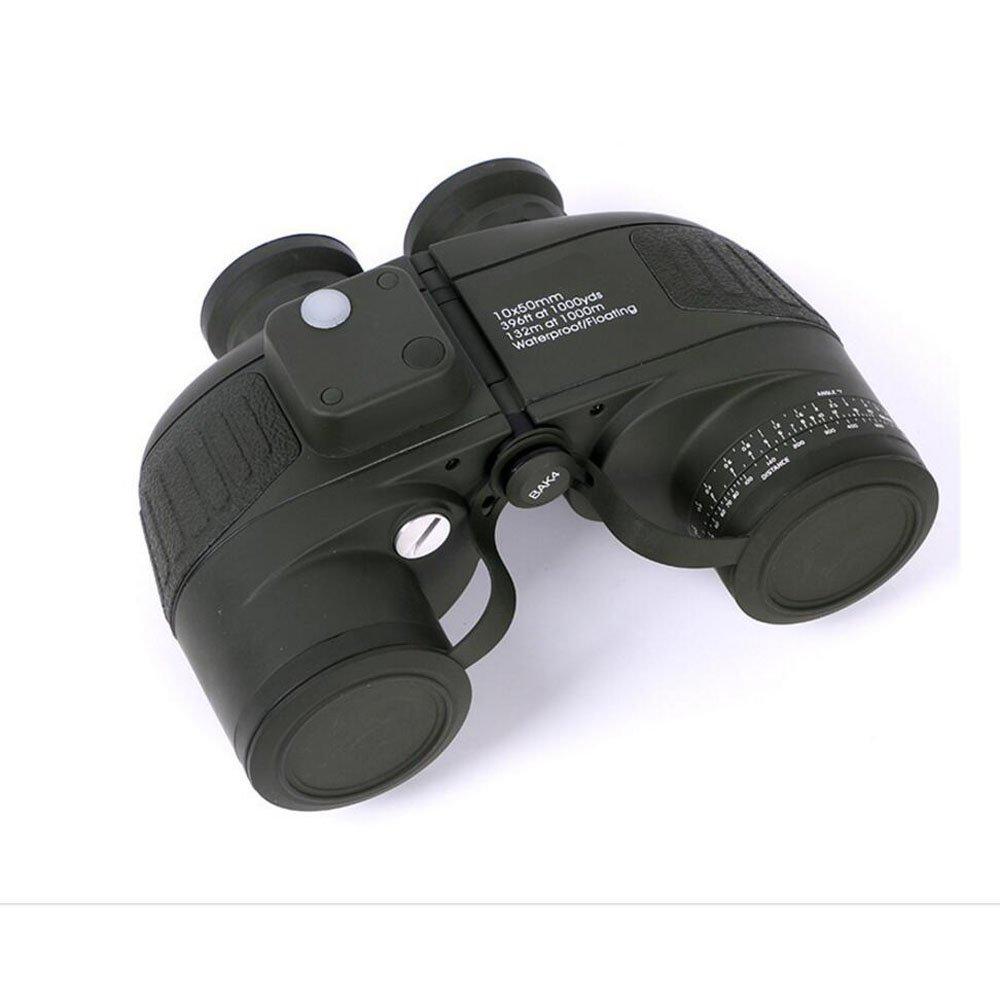 KTYX 10x50高級浮動海洋軍事双眼鏡防水 望遠鏡 B07FKL2T42
