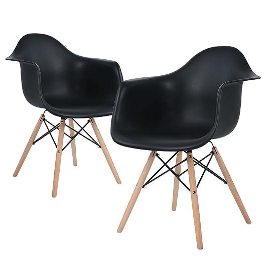 chaises daw cool chaises de bar chaise de bar bois et tissu cornell monde du tabouret with. Black Bedroom Furniture Sets. Home Design Ideas
