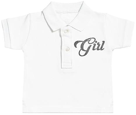 Girl Design Polo Camisetas para bebé niño - Polo Camisetas para ...