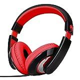 RockPapa Over Ear Stereo Headphones Earphones for