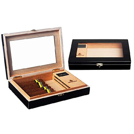 Enjoyable Amazon Com Jqwgyxjh Humidor Cigar Box Spanish Cedar Download Free Architecture Designs Salvmadebymaigaardcom