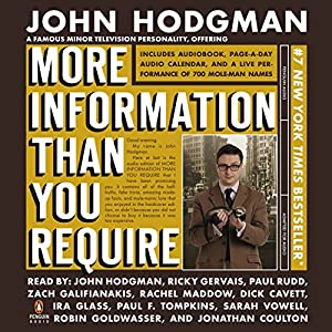 More Information Than You Require Audiobook