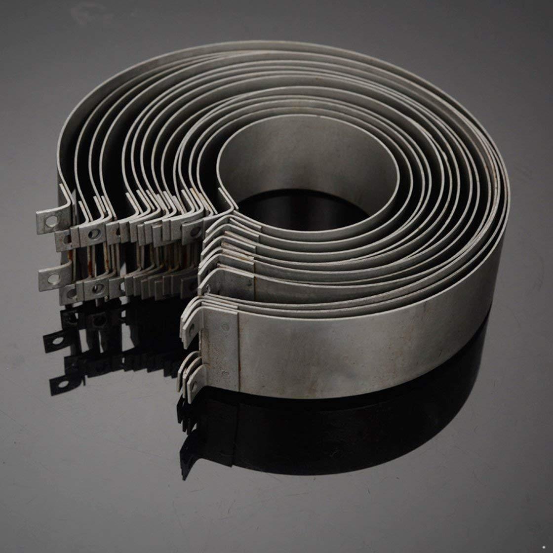 Compresor del anillo del pist/ón de 14 anillos Compresor del alicates Herramienta del motor de la asamblea del removedor Herramienta del motor Alicates del trinquete del instalador del cilindro 62-140m m
