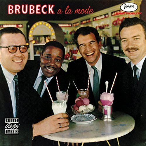 Dave Brubeck - A La Mode