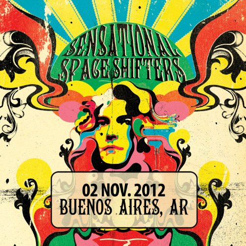 Live in Buenos Aires 2012/11/02