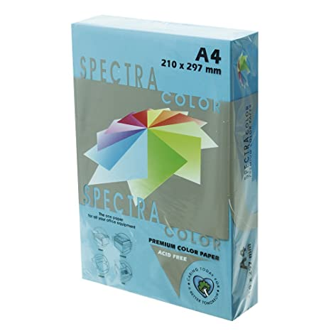 Amazon.com: Spectra it220 - Papel de color, paquete 500 ...