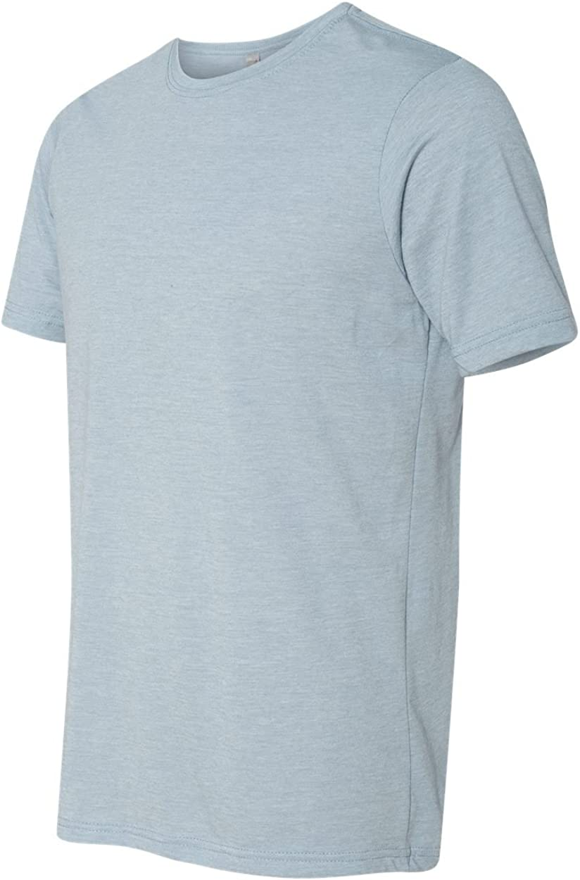 Next Level 6200 Mens Basic Poly//Cotton Tee T shirt