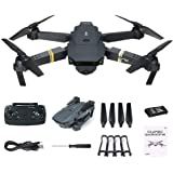 E58 Eachine JY019 Drone with Camera HD 2MP Live Video 720P Foldable Pocket RC WiFi mini Quadcopter