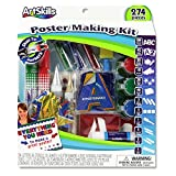 ArtSkills Poster Making Kit, 253 Pieces (PA-1276)