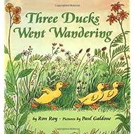 Three Ducks Went Wandering (Paul Galdone Classics)