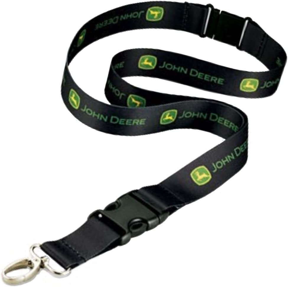 Plasticolor 004377R01 Key Chain Strap John Deere
