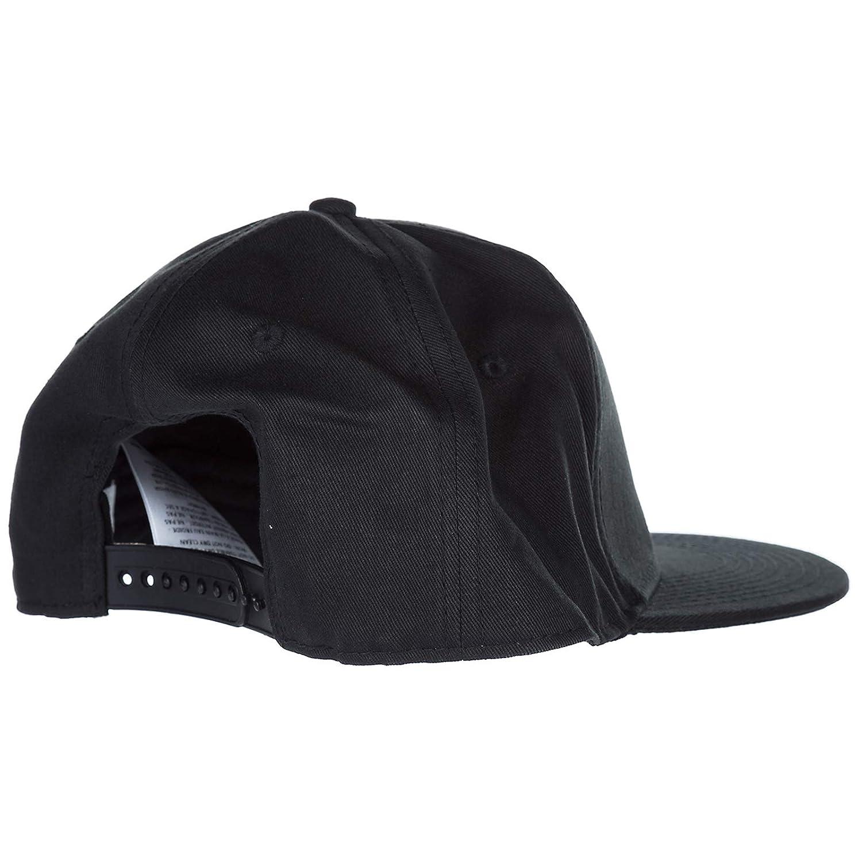 75020af4598af Amazon.com  McQ Alexander McQueen Men Baseball Cap Black - amp red One  Size  Clothing