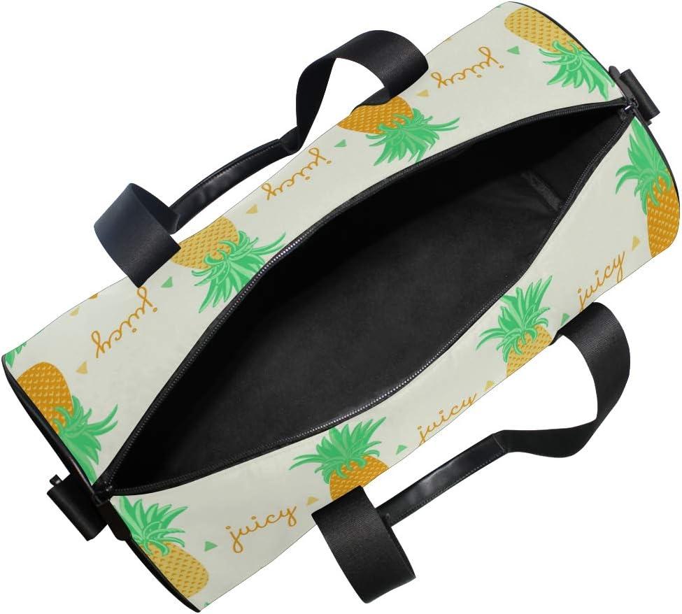 OuLian Duffel Bag A Strange Red Eye Women Garment Gym Tote Bag Best Sports Bag for Boys