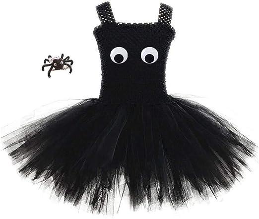 Xiuinserty faldas tutú para niñas con diseño de ojos de caricatura ...