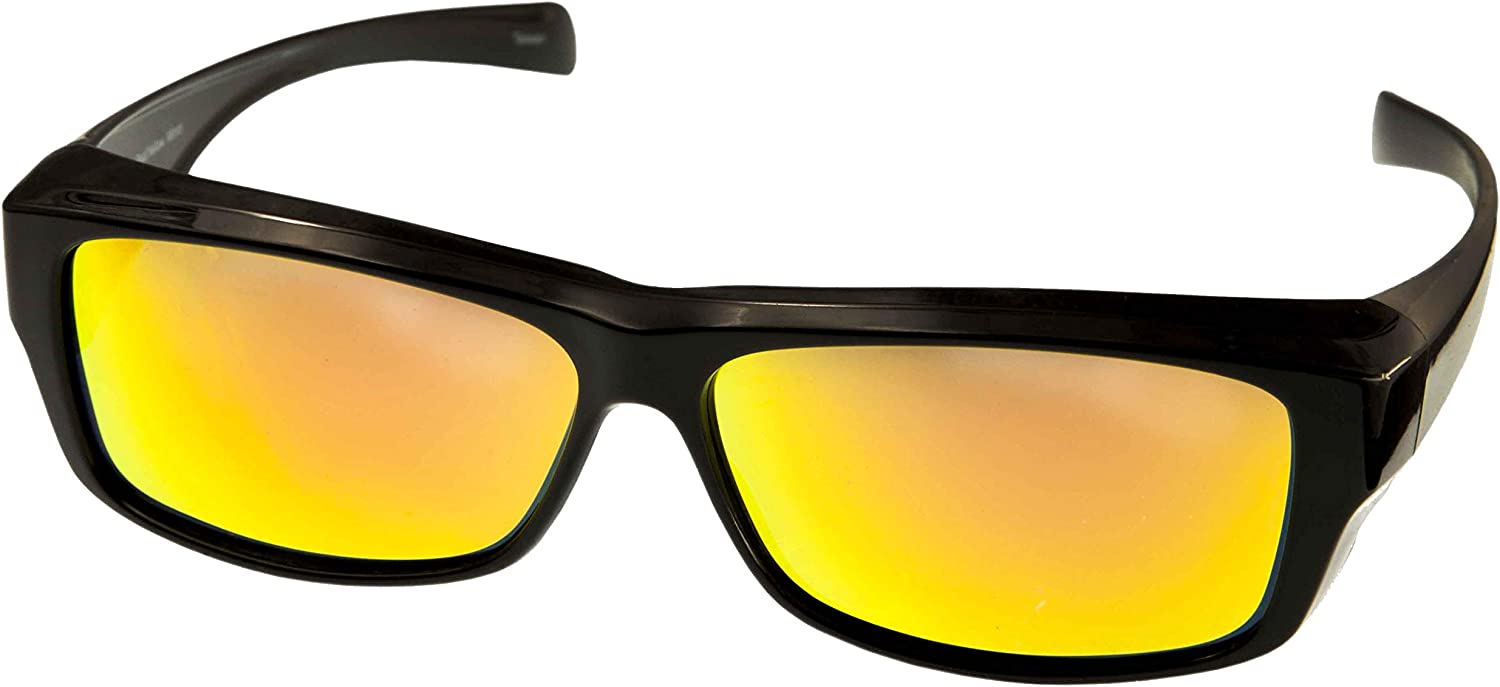 ETP Sunglasses - Polarized Lens with Case - Size Small