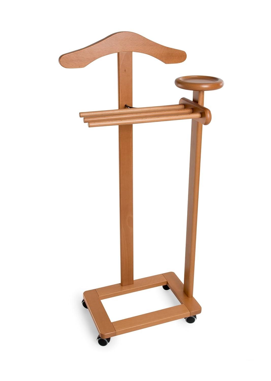 Arredamenti Italia clothes valet ANTIMO, Wood - Colour Cherry wood Ar-It il cuore del legno Arredamenti Italia_18-CW 18_CIL