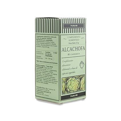 PRONUTRI - PRONUTRI Alcachofa 80 comprimidos