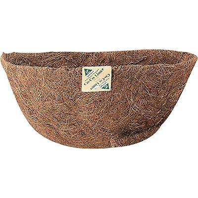 "Panacea Products Coco Liner 22 "" Round Fiber Half: Garden & Outdoor"