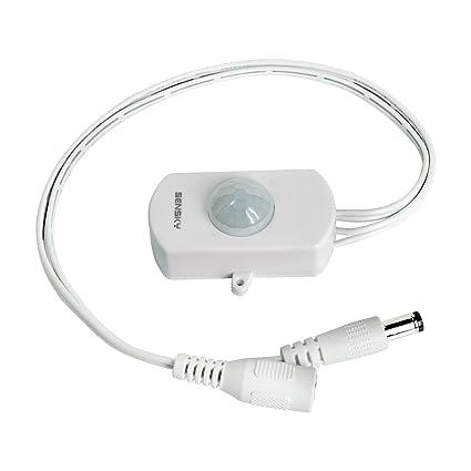 Sensor de movimiento para interruptor de luz de Sensky SK010, 12 V, 24 V