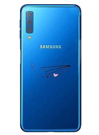 Oihxse Transparente Silicona Case Compatible con Samsung Galaxy ...