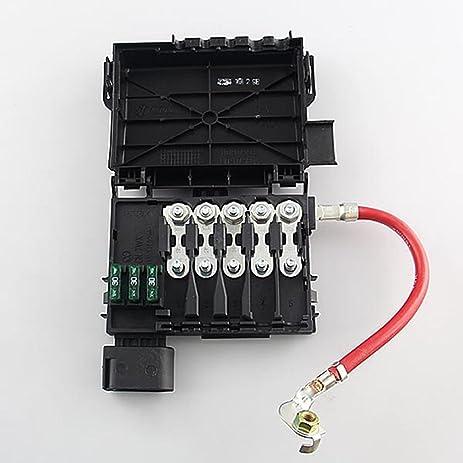 Amazon BaiFM OEM Fuse Box Battery Terminal Fit for Vw Jetta – Jetta 2 0 Fu Box Wiring On Back