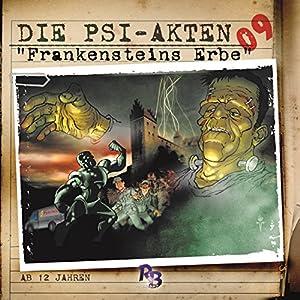 Frankensteins Erbe (Die PSI-Akten 9) Hörspiel