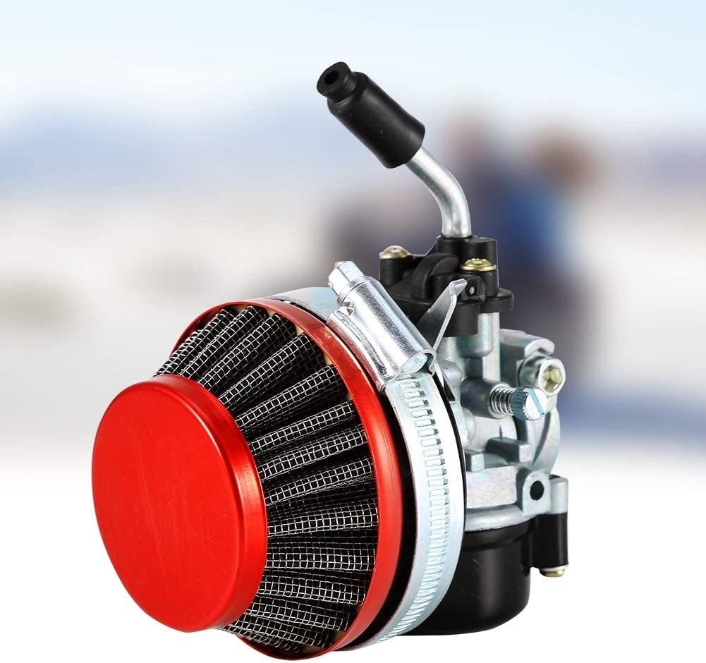 Carburador Carburador de carreras para bicicleta motorizada de 2 tiempos ATV Quad 40cc 50cc 80cc