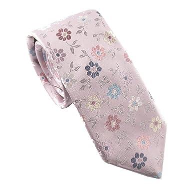 Van Buck England - Corbata - para hombre Rosa Blue, Pink, White ...