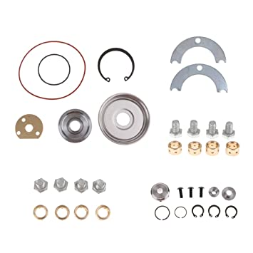 Jili Online 1 Set of Turbo Charger Repair Rebuild Rebuilt Kit For Eclipse GSX Nissan T28