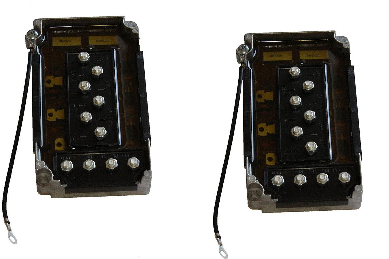 TWO (2) CDI Switch Box 90/115/150/200 Mercury Outboard Motor 332-7778A12 332-7778A9 332-7778A6 332-7778A3 Switchbox by EMS Global Direct