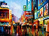 LAST DREAM is a 100% hand painted recreation oil painting on Canvas by Leonid Afremov - It is a recreation of an older painting. Your new recreation will come hand signed by Leonid Afremov and include a Certificate of Authenticity. DISCLAIMER: PLEASE...