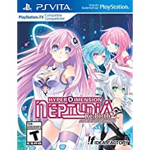 Hyperdimension Neptunia Re;Birth2: Sisters Generation - PlayStation Vita