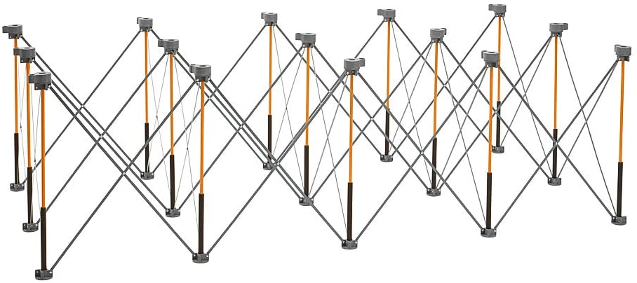 Bora Centipede 4x8 15-Strut Work Stand and Portable Table | XL Sawhorse $140.45 Coupon
