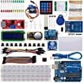 OSOYOO 2016 RFID Security Master Starter Kit for Arduino UNO R3