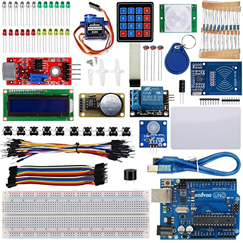 OSOYOO Starter Ultimate Learning Arduino