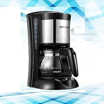 QHYY Cafetera Totalmente automática Mini cafetera eléctrica Tetera ...